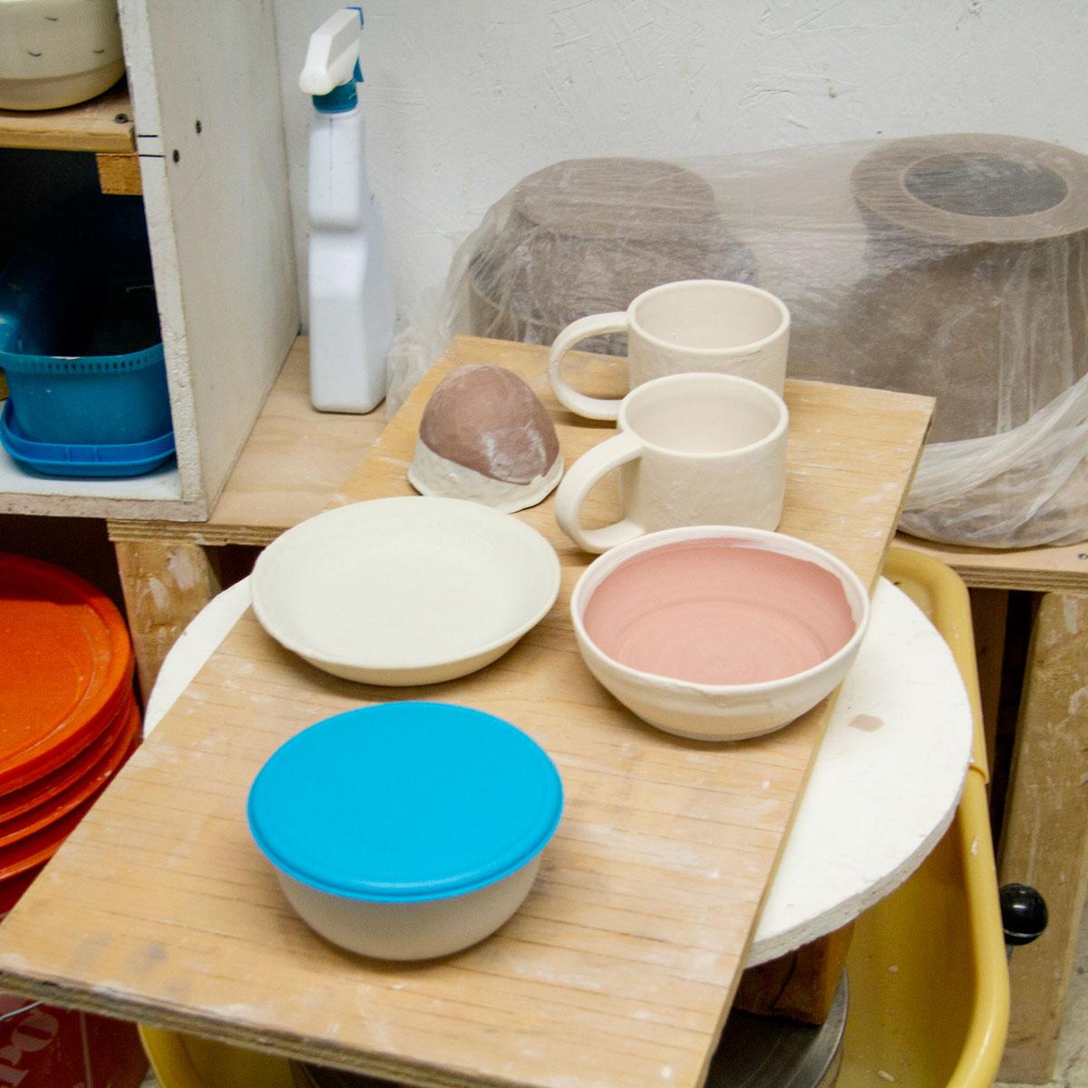 Marie Massin - Atelier de céramique